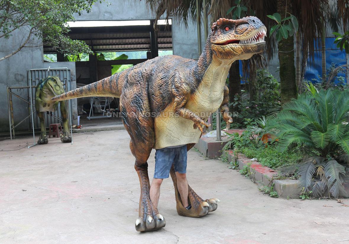 Walking T-Rex Suits