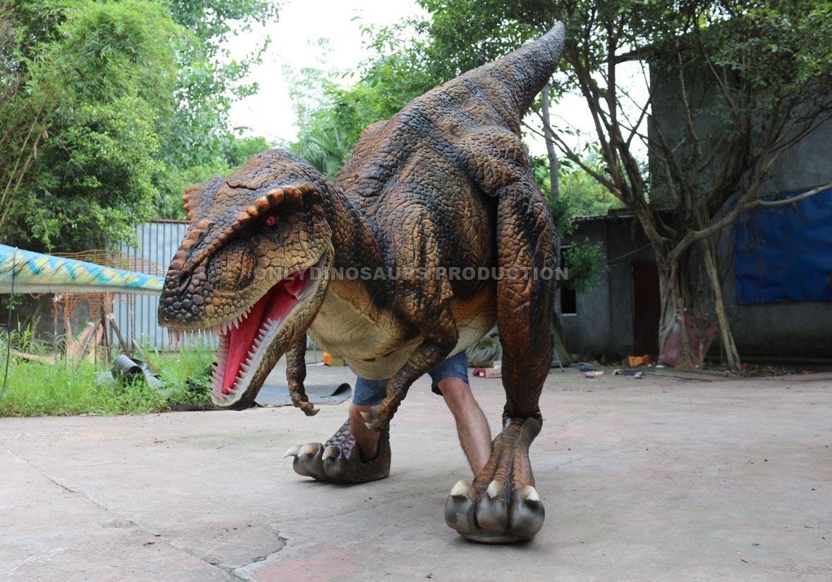 Walking Tyrannosaurus Rex Suit