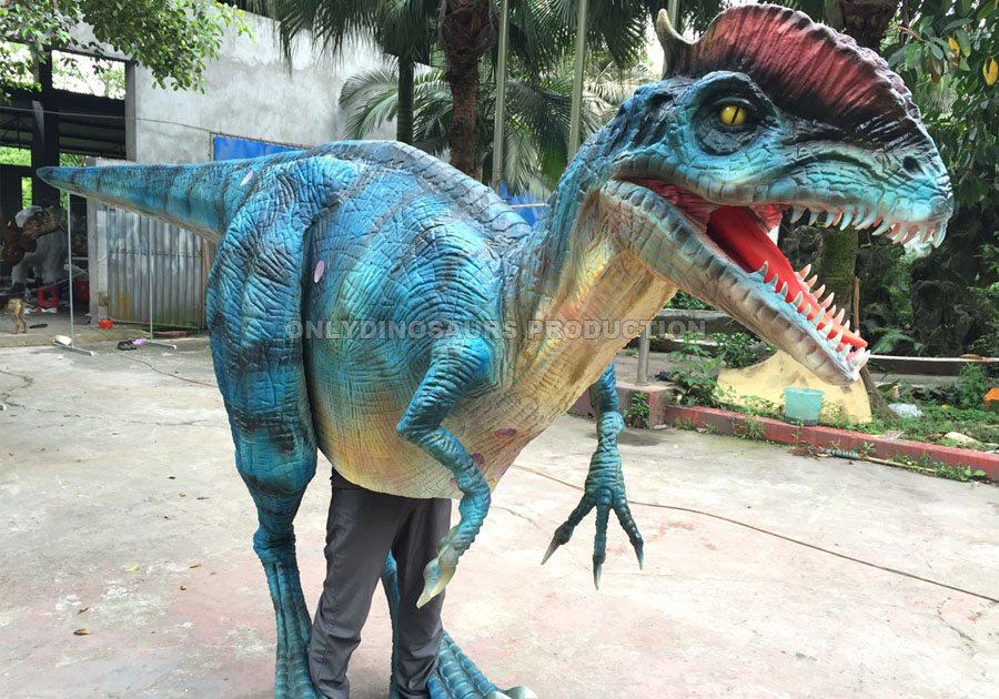 BDC-07 Walking Dilophosaurus Costume