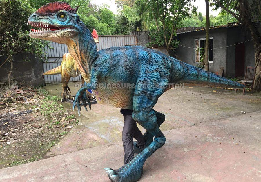 BDC-07 Walking Dilophosaurus Outfit