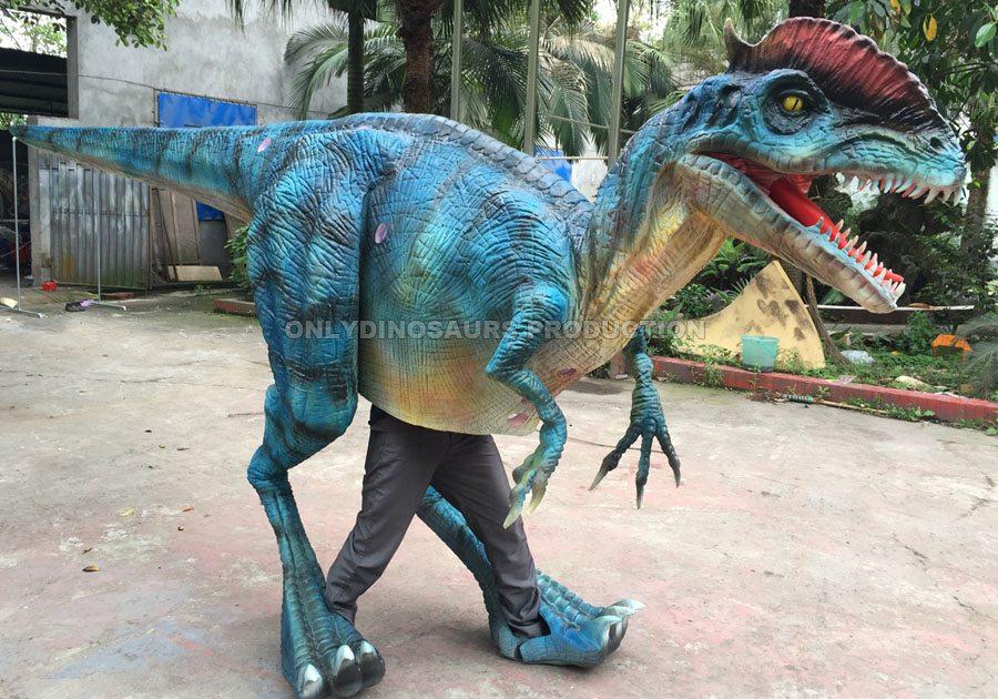 BDC-07 Walking Dilophosaurus Suit