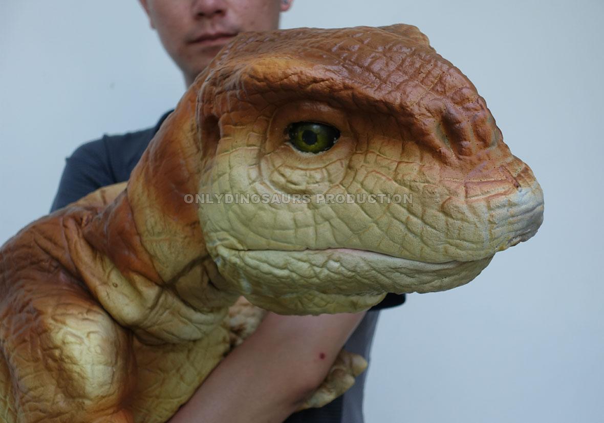 Custom Brachiosaurus Puppet