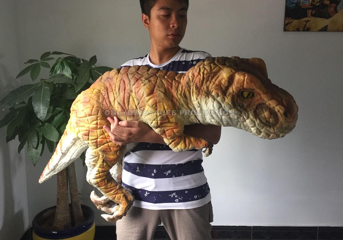 Hand-Control T-Rex Puppet