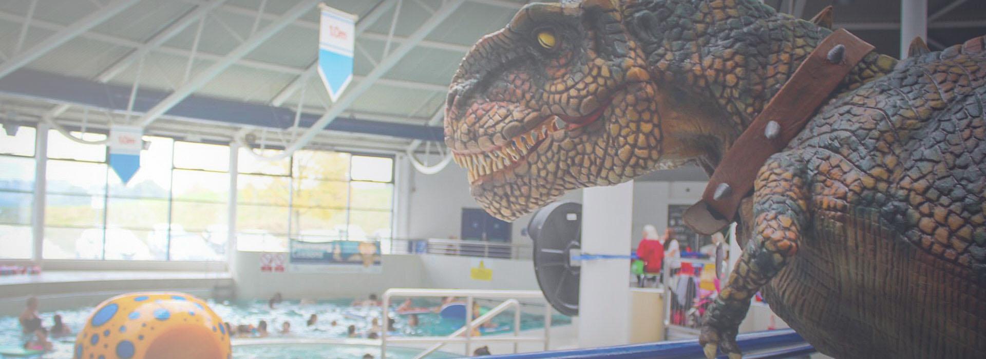 T-Rex Banner