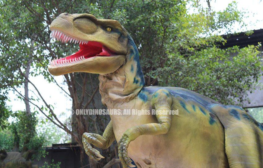 New Design Velociraptor Costume