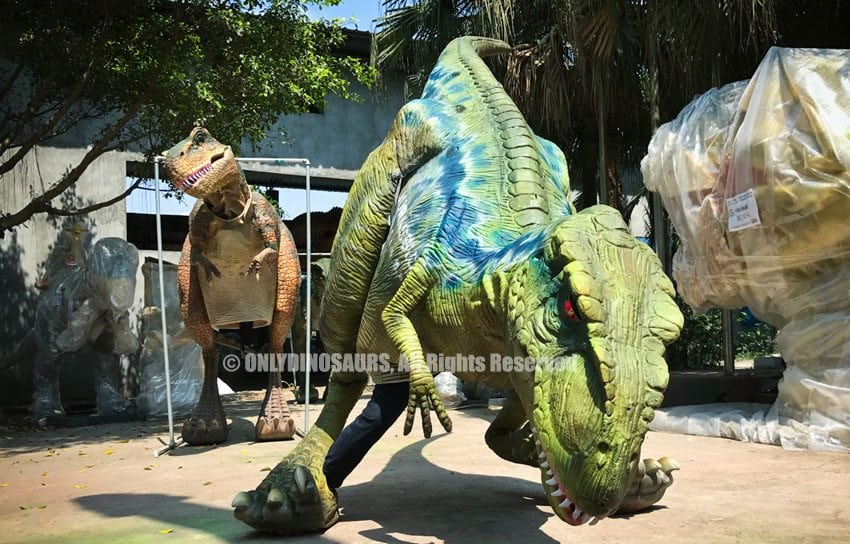 Jurassic World Velociraptor Costume
