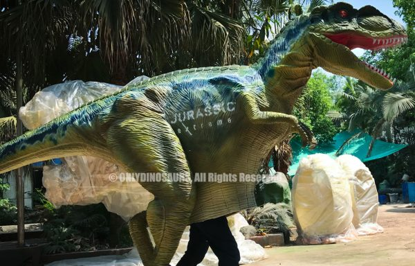 Jurassic World Velociraptor Suit