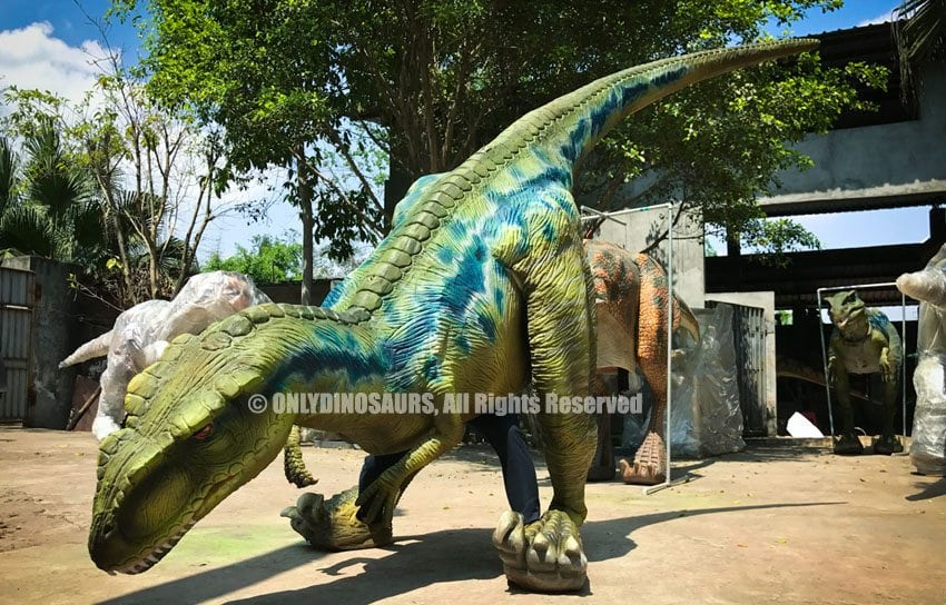 Jurassic World Velociraptor Suit