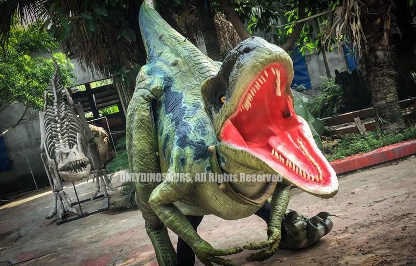 New Style Raptor Costume