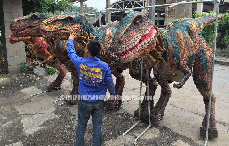 Onlydinosaurs T-Rex Costumes