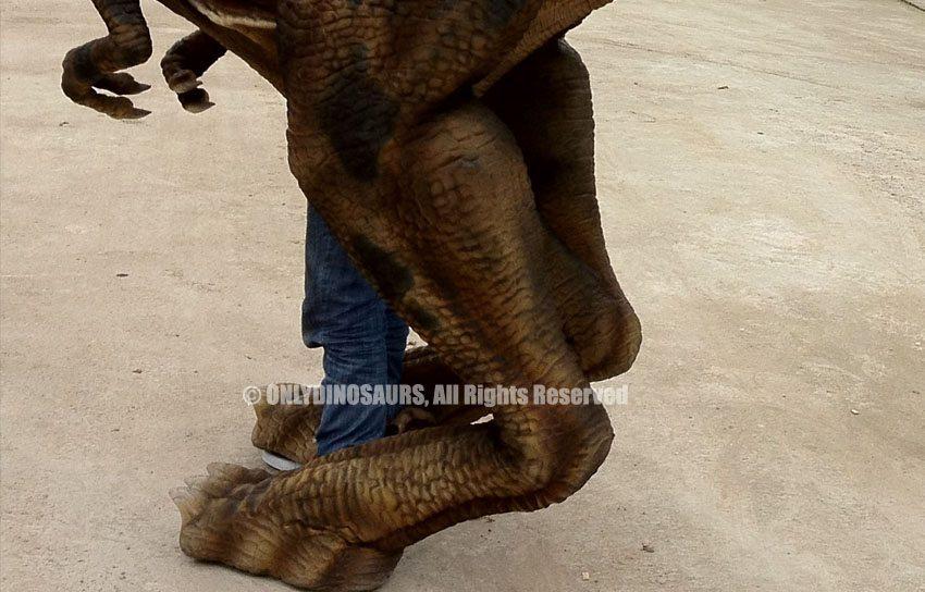 T-Rex-Costume-Legs