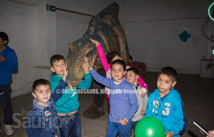 T-Rex Costume for Birthday Party