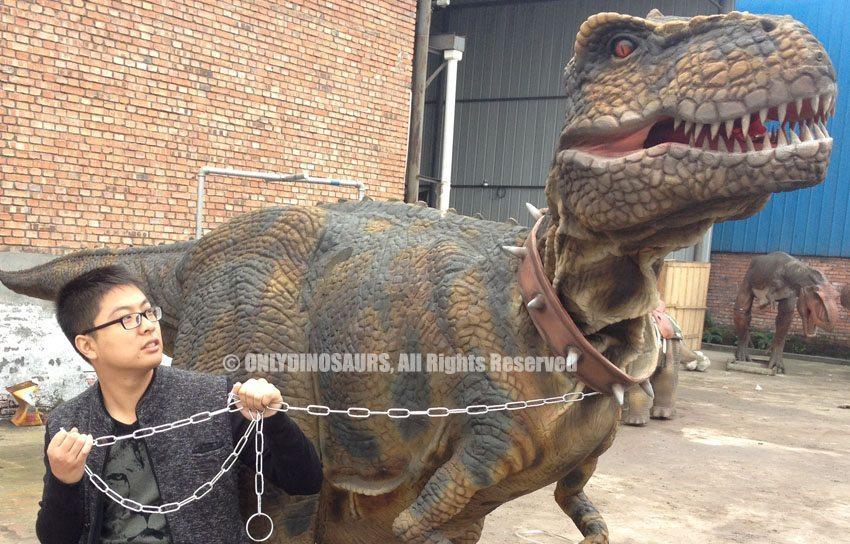 Tame-T-Rex-Alive