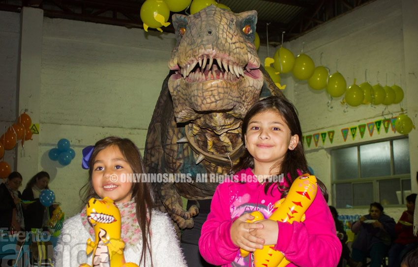 Walking T-Rex Costume for Birthday Party