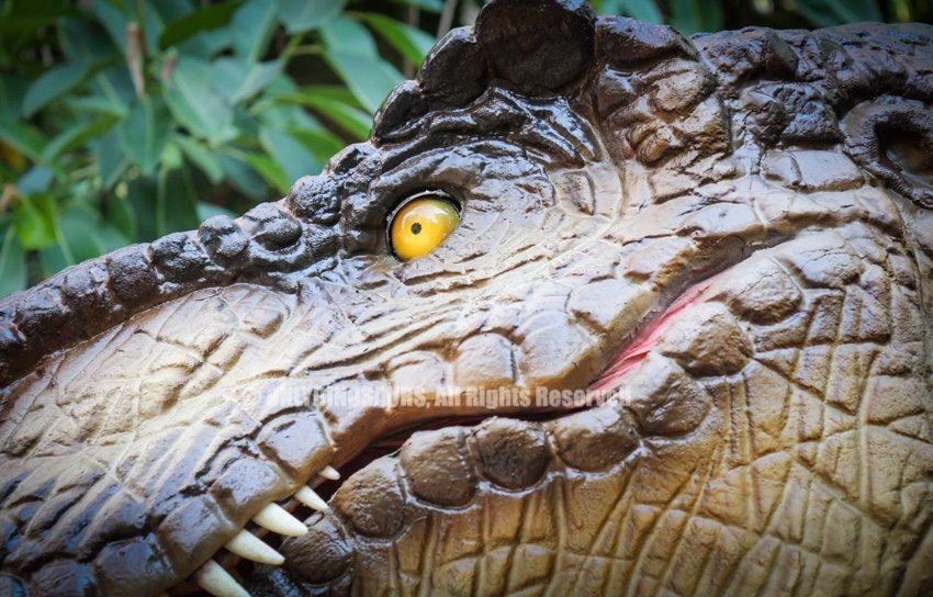 Realistic Tyrannosaurus Rex Suit